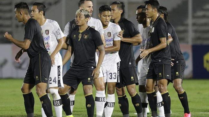 HASIL Uji Coba Timnas U 23 Vs Bali United Minggu 7 Maret 2021, Skor Akhir Timnas U 23 Vs Bali United