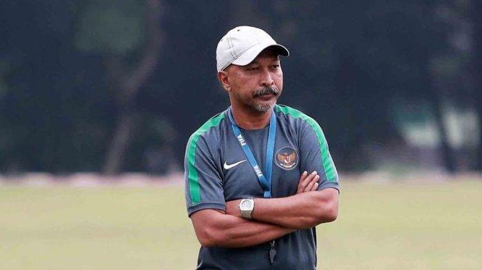 Pelatih Timnas U19 Indonesia Fakhri Husaini Pamit Tinggalkan Timnas Seusai Laga Timnas U19 Vs Korut
