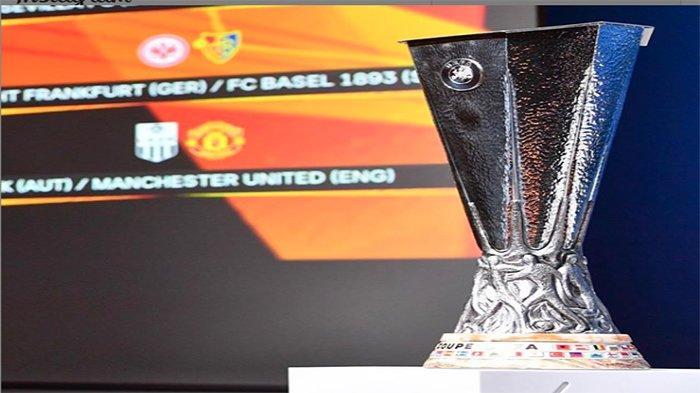 JADWAL DRAWING 16 Besar Liga Eropa UEFA - Final Dini Manchester United, AC Milan, Arsenal & AS Roma