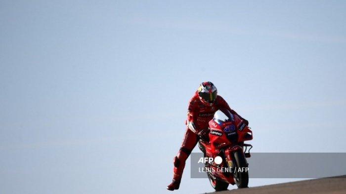 HASIL Warm Up MotoGP Hari Ini Kelas Moto3 GP Aragon 2021, Pembalap Indonesia Andi Gilang Melesat!