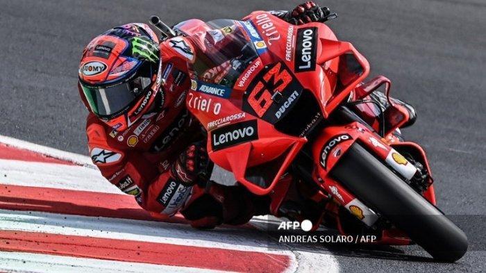 HASIL.Kualifikasi MotoGp San Marino 2021 Lengkap | Francesco Bagnaia Pole Position, Marc Marquez ?
