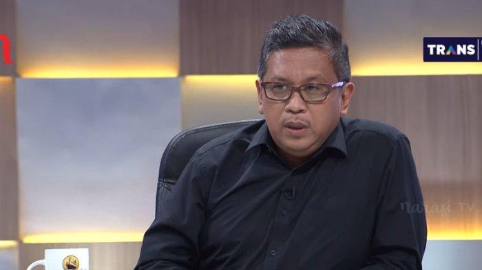PDIP Tutup Pintu Koalisi dengan PKS & Demokrat di Pilpres 2024! Hasto Kristiyanto : Hanya Dua Paslon