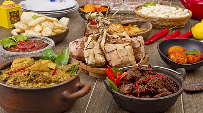Hati-hati Penyakit Mengintai Anda, Ini Aturan Makan Wajib Diikuti Saat Lebaran Idul Fitri