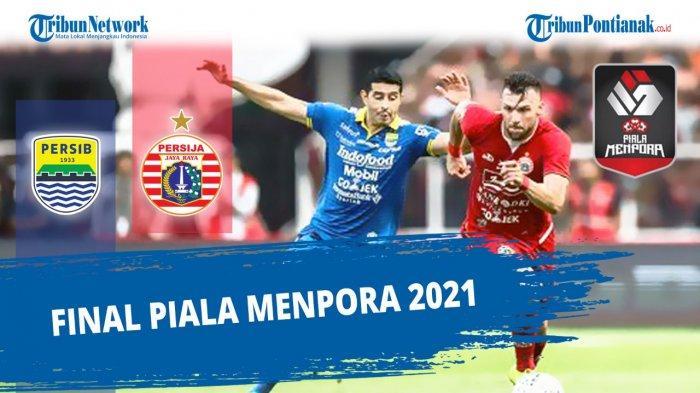 LIVE SCORE Persib vs Persija Leg 1 - Cek Line-up & Update Skor Hasil Sementara Persib vs Persija