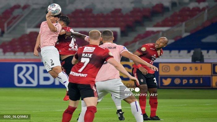 BALI United Kudeta Borneo FC di Klasemen Liga 1 Indonesia, Persiraja Merangsek ke Papan Tengah