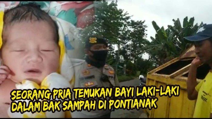 FAKTA BARU Bayi Kritis Ditemukan di Tempat Sampah, Pengakuan Sang Ibu hingga Serahkan Diri ke Polisi