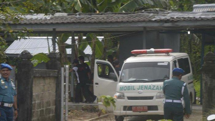 Tiba di Bandara, TNI AU Lansung Bawa Jenazah ke Rumah Sakit Ilyas Tarakan