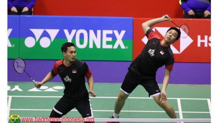 Jadwal Siaran Langsung Semifinal Malaysia Masters 2020 - Asa All Indonesia Final, China Sandungan