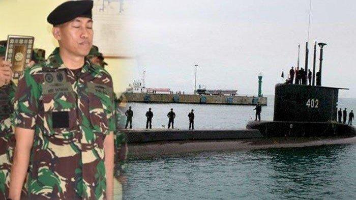 SIAPA Letkol Laut Heri Oktavian? Komadan Kapal Selam KRI Nanggala-402 yang Hilang Kotak di Laut