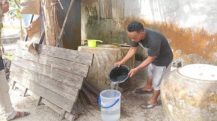 Air PDAM Tidak Mengalir, Warga Kampung Bugis Pinta Direktur PDAM Gerak Cepat
