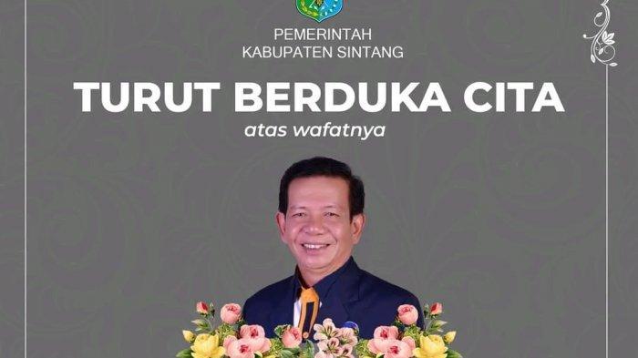 BREAKING NEWS - Ketua DPD Partai Nasdem Sintang Herry Syamsuddin Tutup Usia