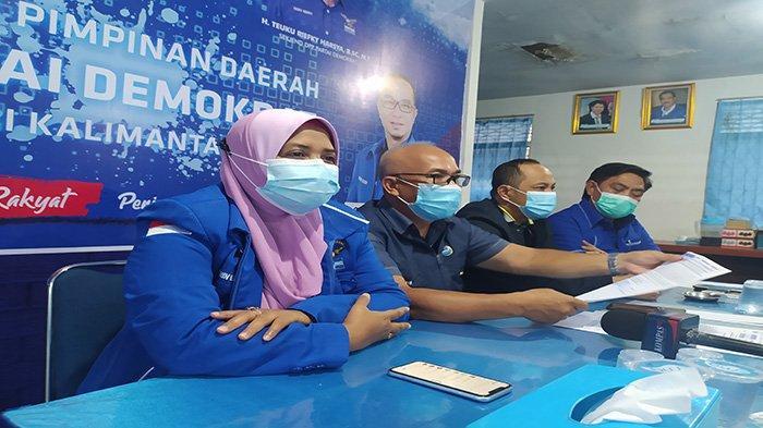 BESOK Demokrat Kalbar Akan Buat Laporan ke Polda, Upaya Menjaga Soliditas Partai Demokrat di Kalbar