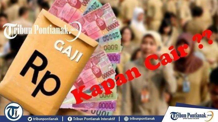 THR PNS Kapan Cair & Tanggal Berapa THR TNI Polri Cair & Info Terbaru Pencairan THR Pensiunan 2021