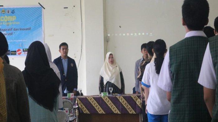 Himasta Gelar Kompetisi Statistika Antar Pelajar SMA se-Kota Pontianak