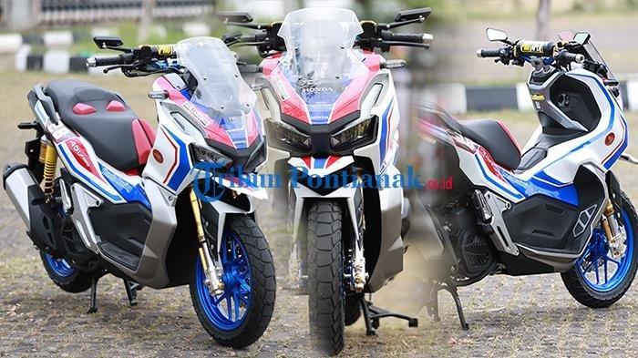 FOTO: Modifikasi Honda ADV 150, Sentuhan Minimalis Jadi Ala X-ADV 750 - honda-adv-milik-jonny.jpg