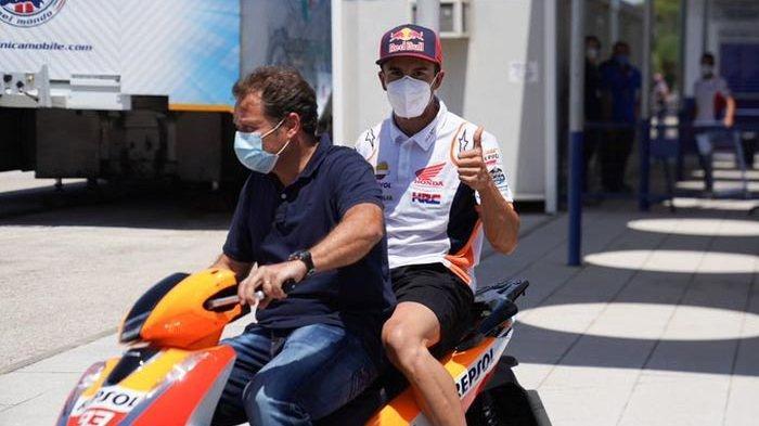 Honda Investigasi Kebenaran Cedera Marc Marquez, Ketahuan Berbohong?