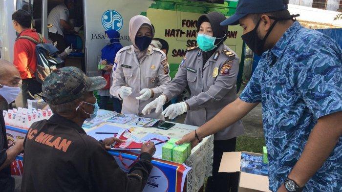 Honda Kalbar Tambah Performa Layanan ke Konsumen, Ikut Partisipasi di Bhakti Kesehatan Polda Kalbar