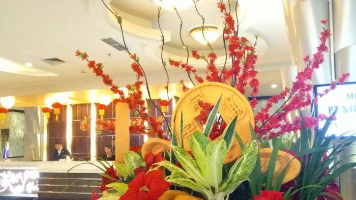 Nikmati Promo Istimewa Imlek dan Lucky Draw Angpao di Hotel Aston Pontianak