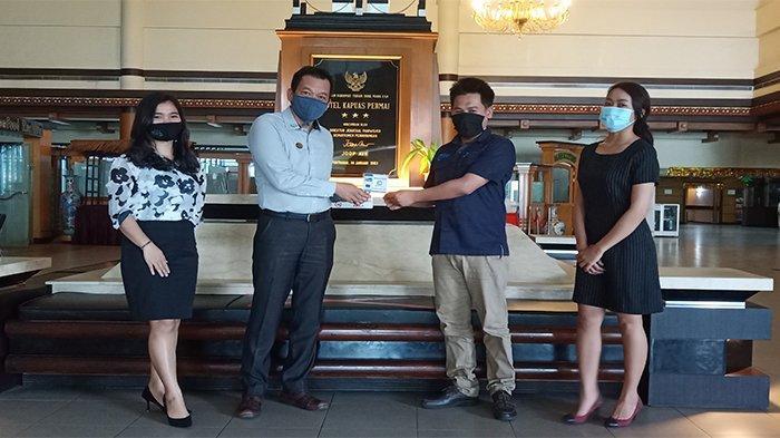 Kapuas Palace Hotel Jalin Kerjasama TFC Dengan Tribun Pontianak, Nikmati Promo Gratis Renang