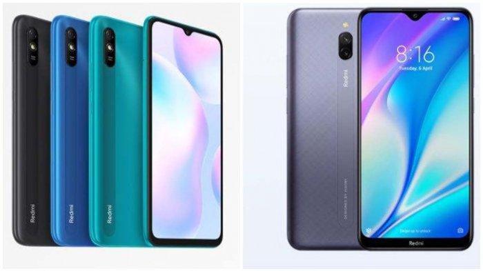 Xiaomi Terbaru 2021 HP Entry Level dengan Harga 1 Jutaan Miliki Fitur Lengkap dan Desain Menarik