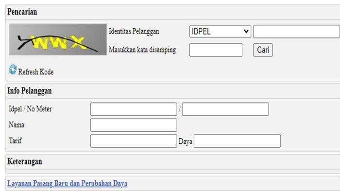 HTTPS://STIMULUS.PLN.CO.ID Layanan PLN Token Pulsa Listrik ...