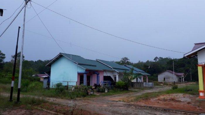 Pagi Ini, Hujan Guyur Kota Sanggau