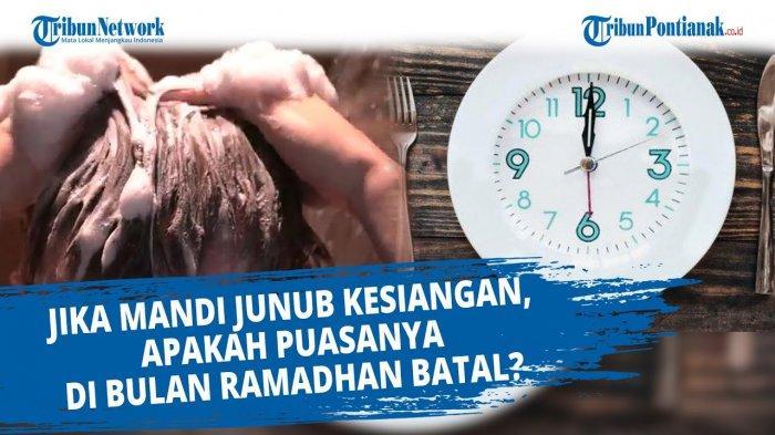 Doa Mandi Wajib Pria dan Tata Caranya Lengkap Sebab-Sebab Mandi Junub