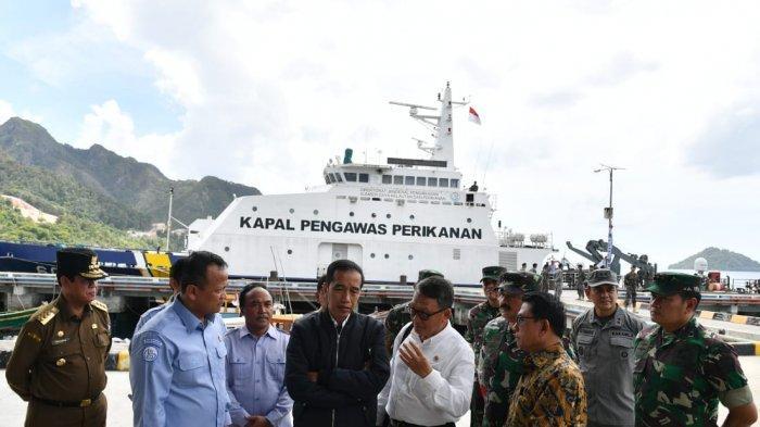 TNI Operasi Patroli Rutin di Natuna, Kapal Nelayan China & Coast Guard Tinggalkan ZEE Indonesia