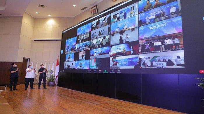 Rayakan HUT ke-22, Serikat Pekerja BPJSTK Komitmen Dukung Manajemen BPJamsostek