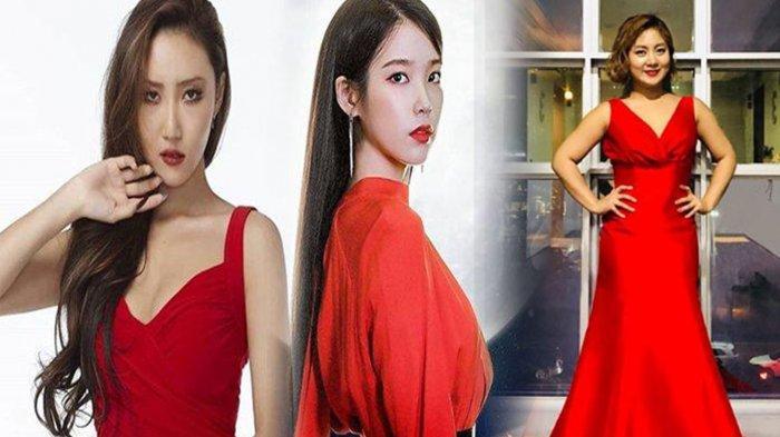 Hwasa Mamamoo & IU Masih Teratas Model Iklan Wanita Korea Terpopuler Bulan Ini, Jennie BLACKPINK ?