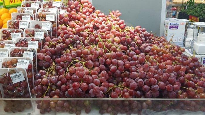Hypermart Datangkan Anggur Australia dengan Harga Promo