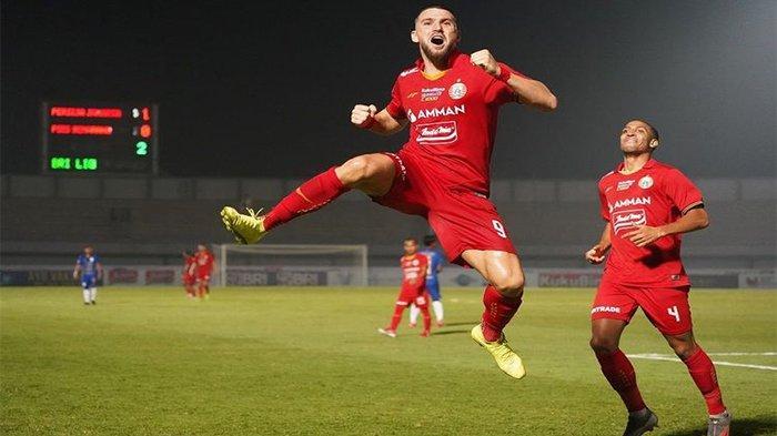 Prediksi Persija Jakarta vs Persipura di BRI Liga 1 Indonesia Akhir Pekan Ini Lengkap Jam Tayang