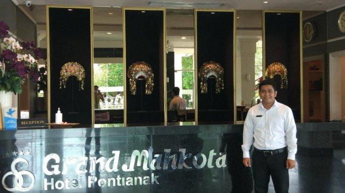 Sukses Berkarir, Alumnus UBSI Pontianak Jadi Asisten IT Manager Hotel