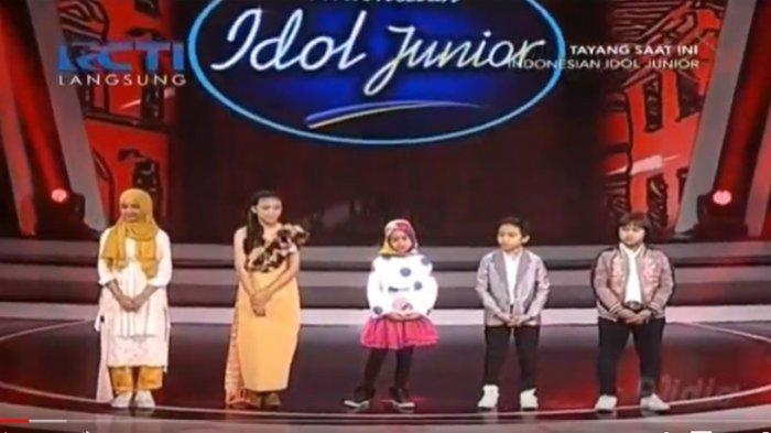 Akhir Spekta Show Indonesian Idol Junior RCTI, Anneth Spektakuler hingga Raisya Nyaris Pulang