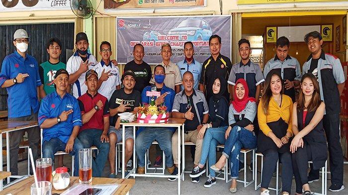 IGNITY Pontianak Deklarasikan Chapter Pertama di Kalbar Bertepatan Dengan HUT ke-75 RI