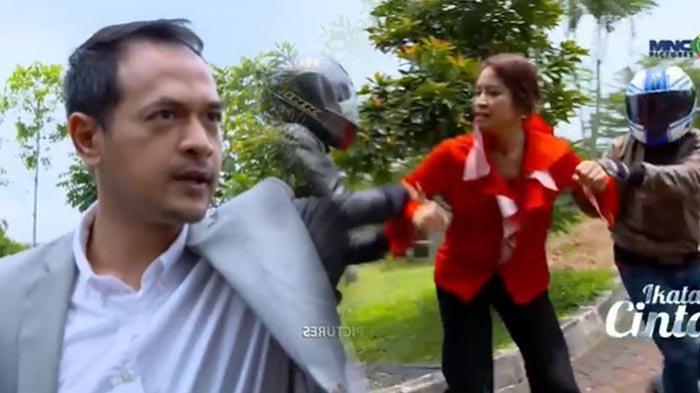 IKATAN Cinta 10 Oktober 2021 Live Vidio.com RCTI Malam Ini, Aksi Pak Irvan Selamatkan Mama Rosa