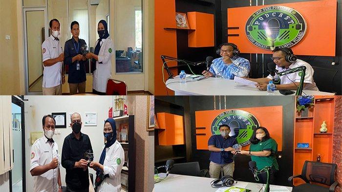 ALUMNI dan Mahasiswa IKIP PGRI Pontianak Siap Kerja, IKIP PGRI Pontianak Gelar Workshop Karier