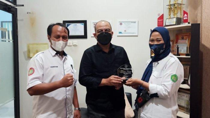 IKIP PGRI Pontianak mengadakan kegiatan Workshop karier pada 22 September 2021.
