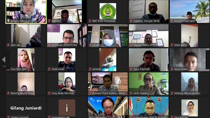 IKIP PGRI Pontianak Gelar Konferensi Internasional, Fasilitasi Diskusi Ilmiah di Dunia Pendidikan