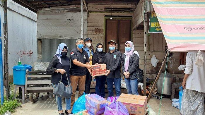 IKKB Turut Salurkan Bantuan Kepada Para Korban Banjir di Kalimantan Selatan