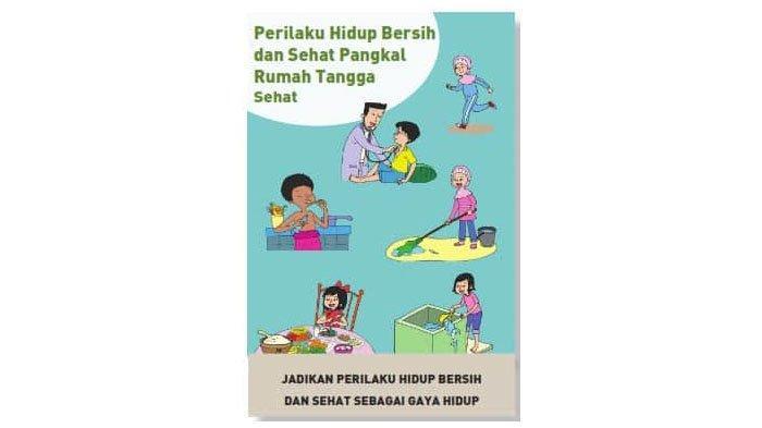 Iklan Perilaku Hidup Bersih dan Sehat Pangkal Rumah Tangga Sehat.
