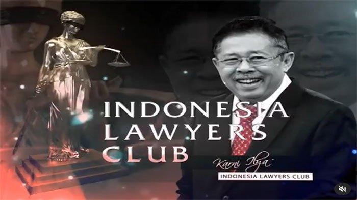 ILC Terbaru ILC 1 Desember 2020, Karni Ilyas Soal Tema ILC Tv One: KPK Masih Bergigi | Tv One Live