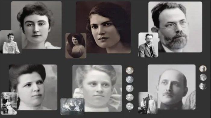 TENGAH TREN Edit Foto Jadul Jadi Seperti Video GIF via Aplikasi MyHeritage, Berikut Cara Membuatnya