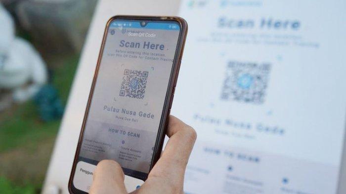 Penting Diketahui, Arti Warna Barcode Pada Aplikasi PeduliLindungi
