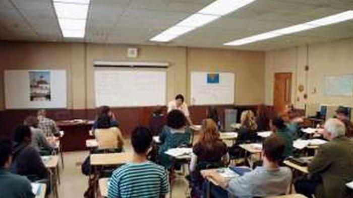 Jika Sekolah Dibuka Lagi, Satu Kelas Hanya Boleh Diisi Paling Banyak 18 Siswa