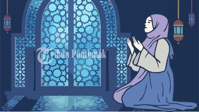 DOA MASUKNYA Bulan Ramadhan 1442 H Dibaca Malam Ini Bakda Maghrib Bahasa Arab dan Indonesia