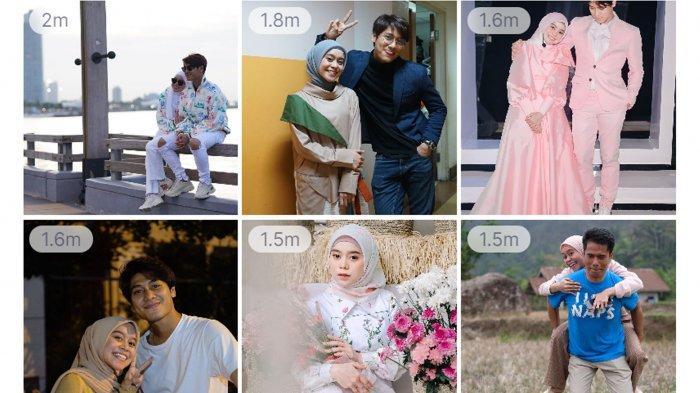 Cara Buat Best Nine Instagram 2020 seperti Lesty Kejora dan Rizky Billar, Bisa di topnine & bestnine