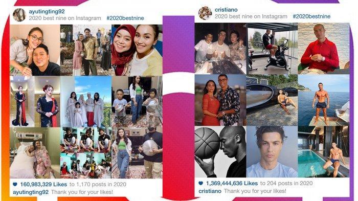 Cara Buat Best Nine Instagram 2020