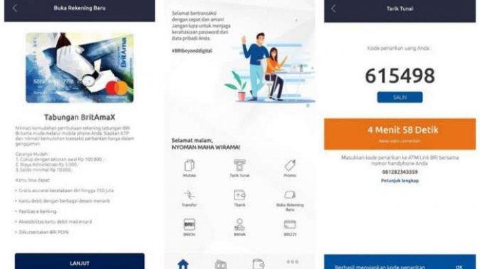 Cara Buka Rekening Tabungan BRI Secara Online via Aplikasi BRImo