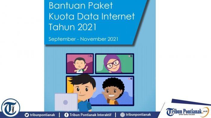 Syarat Penerima Bantuan Kuota Internet Gratis Kemendikbud 2021, Bagaimana Kalau Ganti Nomor?